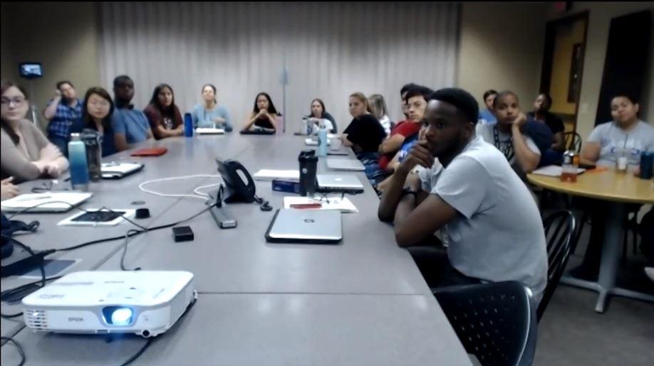 Dr. Saenz Diversity Webinar, Summer 2018